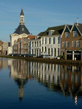 Leidschendam-Voorburg - The Vliet through Leidschendam