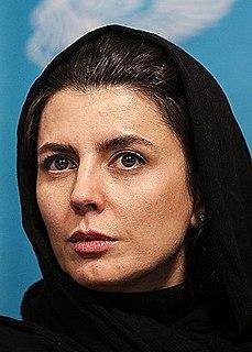 Leila Hatami Iranian actress and director
