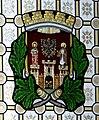 Leipzig Reichsgericht Sitzungssaal Wappen Posen.jpg