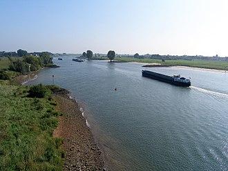 Lek (river) - The Lek River near Nieuwegein.