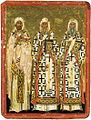 Leonty Rostovsky, Alexius of Moscow, Metropolitan Peter.jpg