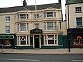 Leopard Inn, number 21 Market Place, Burslem - geograph.org.uk - 344929.jpg