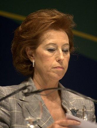 Milan municipal election, 2011 - Image: Letizia Moratti
