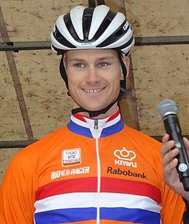 Lennard Hofstede Dutch road cyclist