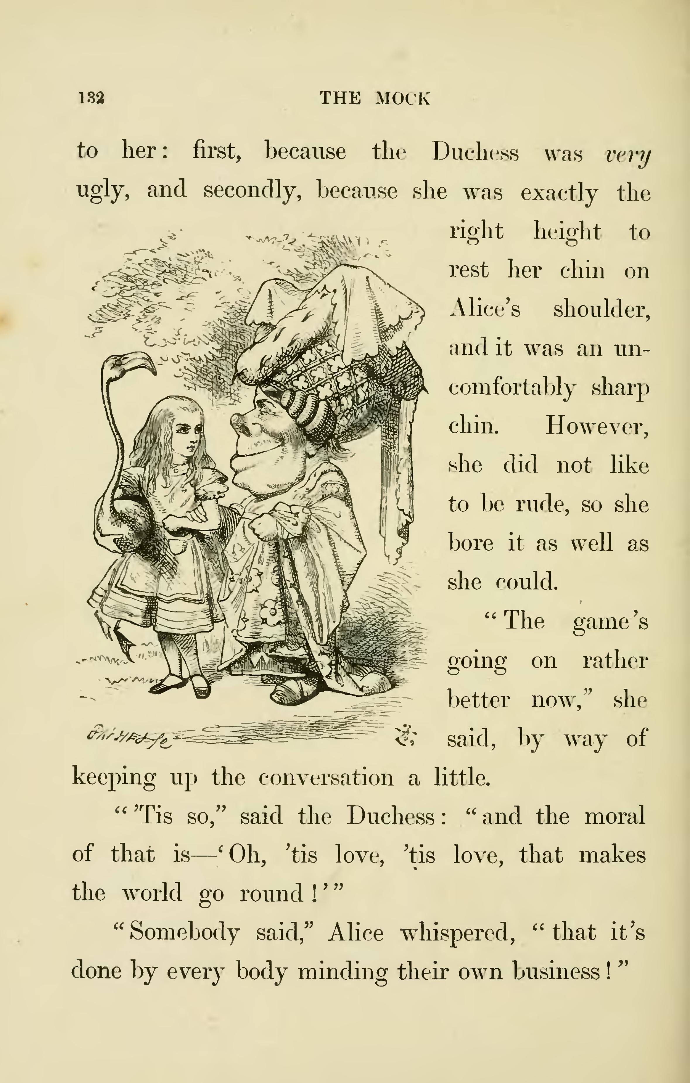 an analysis of the novel alices adventures in wonderland by lewis carroll Alice in wonderland: biography: lewis carroll, free study guides and book notes including comprehensive chapter analysis, complete summary analysis, author biography information, character profiles, theme analysis, metaphor analysis, and top ten quotes on classic literature.