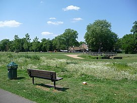 Lewisham, across Ladywell Fields - geograph.org.uk - 1331461.jpg