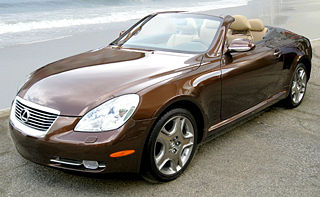 type of grand tourer manufactured by Toyota