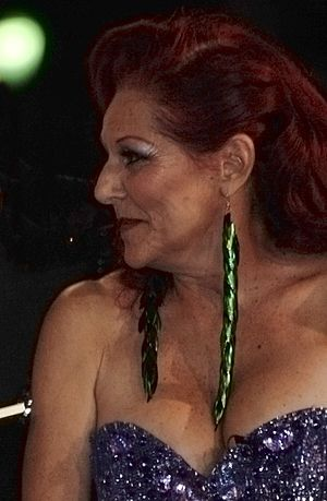 Patricia Field - Field at Life Ball 2009