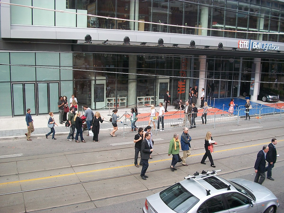 Toronto International Film Festival - Wikipedia