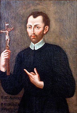 Alfonso María de Ligorio, Santo (1696-1787)