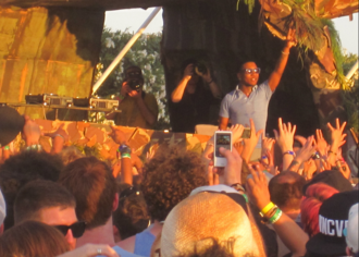 Lil B - Lil B at Coachella music festival in 2011