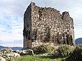 Lilaia - Frankish Tower above the Ancient Citadel - panoramio.jpg