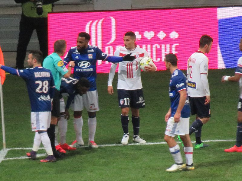 File:Lille vs Lyon, 18 novembre 2016 - 41.jpg