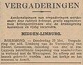 Limburger Koerier vol 084 no 119 Vergaderingen.jpg