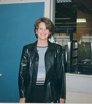 Lisa Brokop - Lisa Brokop in June 1999