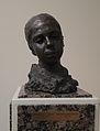 Lisichka - A.Golubkina (1902, Tretyakov gallery) 01 by shakko.JPG