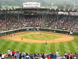Little League World Series Game in Howard J. L...