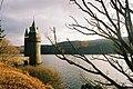 Llyn Efyrnwy (Lake Vyrnwy) - the tower - geograph.org.uk - 470713.jpg