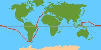 Loaísa expedition - Loaísa's expedition