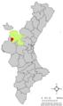 Localització de Benaixeve respecte del País Valencià.png