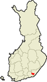 Location of Luumäki in Finland.png
