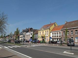 Lochristi Municipality in Flemish Community, Belgium