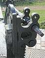 Lock Mechanism - Hinksford Lock, Swindon - geograph.org.uk - 467975.jpg