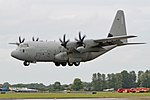 Lockheed C-130J Hercules 'MM62180 - 46-45' (34795730654).jpg