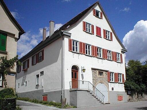 Loechgau ev pfarrhaus