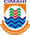 Official seal of Cimahi
