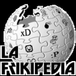 La Frikipedia - Image: Logo de La Frikipedia