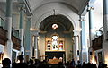 London-Woolwich, St Mary Magdalene, interior 1.JPG