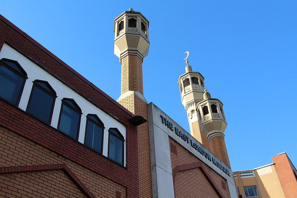 London - The East London Mosque