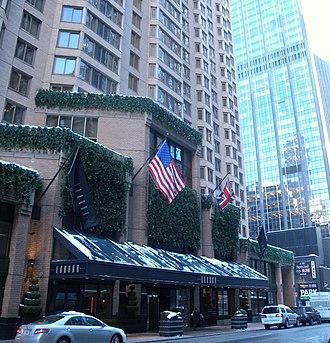 54th Street (Manhattan) - The London NYC