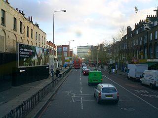 London Road, Southwark