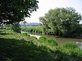 Looking SE along the Stour, on the Saxon Shore Way - geograph.org.uk - 454432.jpg