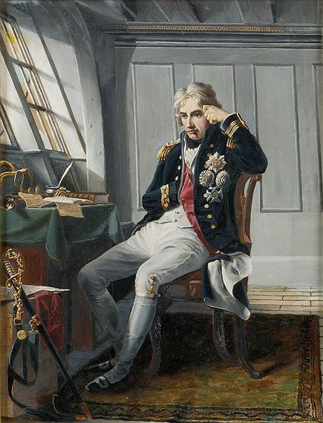 File:Lord Nelson before Trafalgar.jpg