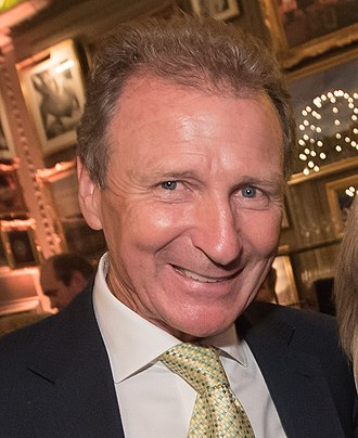 Gus O'Donnell - At the Financial Times summer party in 2017