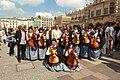Los Caballitos del Patronat del Corpus en el 23ª Trobada Internacional de la Sardana en Cracóvia (Polonia).jpg