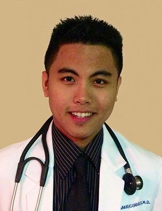 Louie Mar Gangcuangco - Image: Louie Mar A. Gangcuangco, MD