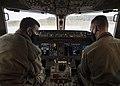 Lt. Gen. Michael A. Loh Piloting a Boeing KC-46A Pegasus.jpg