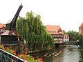Lueneburg alter kran an der ilmenau ds 08 2009.jpg