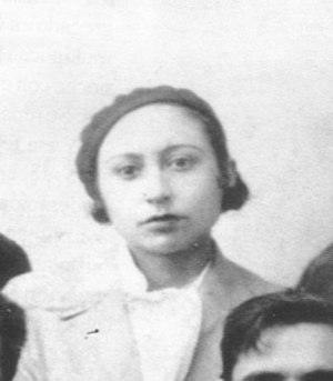 Anarcha-feminism - Lucía Sánchez Saornil, leader of Mujeres Libres in 1933