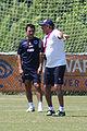Luis Pérez and Ricardo Lavolpe - CF Monterrey.jpg