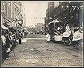 Lumber mill float in Golden Potlatch parade, Seattle, July 1911 (MOHAI 5580).jpg