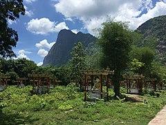 Lumbini Garden and Mount Zwegabin.jpg