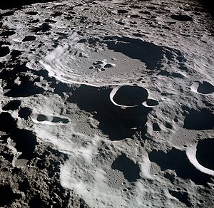 Daedalus (crater) - Image: Lunar crater Daedalus