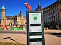 Luxembourg, bicycle counter Place de Metz.jpg