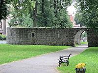 Lwówek Śląski, planty miejskie
