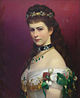 Lwowska Galeria Sztuki - Georg Raab - Portrait of the Empress Elizabeth - Crop.jpg